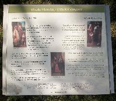 Caste War in Mexico - Sign at Tulum Ruins