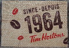 Tim Hortons Gift Card Envelope - Since 1964 Edition - 2017