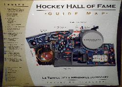 Guide Map - Hockey Hall of Fame