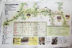 Algonquin Park Corridor Map for 2013-14