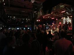 Inside the BB King Blues Club in Orlando