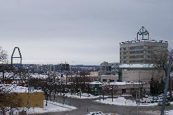 Barrie - view from Court House