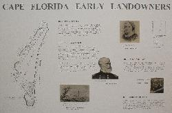 Key Biscayne - Cape Florida Early Landowners
