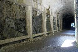 Tunnel Wall of Kettle Valley Railway