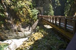 Kettle Valley Railway Bridge in Coquihalla
