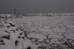 Photo of Royal Harbour at Royal Harbour resort.  Photo taken in mid January with ice not completely formed.