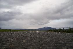 Mount Hekla Iceland from Road 26