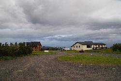 Photo of Hotel Leirubakki in Iceland.  Located new Mount Hekla