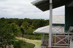 View from an upper level accomodation at Sandals Royal Hicacos in Varadero Cuba.