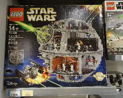 LEGO Death Star at Disney Springs Store - 75159