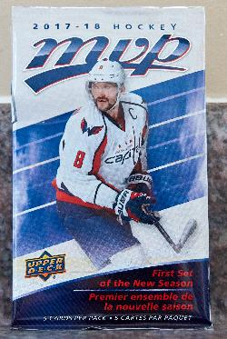 Card Wrapper 2008-2009 O-Pee-Chee Hockey - Alex Ovechkn