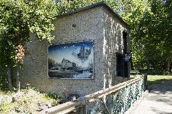 Inglis Grist Mill at Inglis Falls