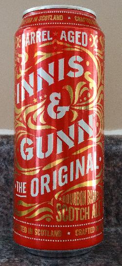 Innis and Gunn - The Original - beer can