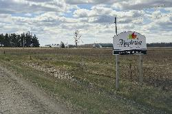 Mapleton Township Ontario - Sign - Concession Road 12