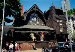 Salem Witch Dungeon Museum