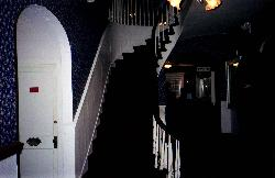 Thayers Inn Lobby and Staircase - Littleton New Hampshire