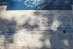 Big Chute Marine Railway -  How Does it Work - Sign