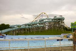 Body Blast in Splash Works at Canadas Wonderland