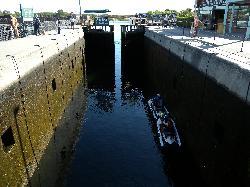 Trent Severn Waterway - Lock 45