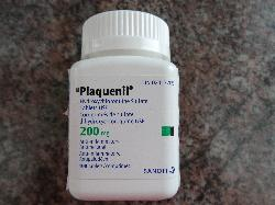 Photo of the bottle for 200mg Plaquenil pills.  Plaquenil is the brand name for Hydroxychloroquine.<br>Going to the details of the link will provide additional information about these pills and how they might be used to fight COVID-19. 