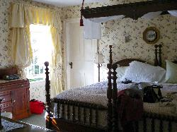 The William and Mary Suite at the Annette Twining House in Niagara-on-the-Lake.