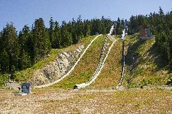 Ski Jump at Whistler Olympic Park